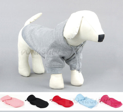 New Pet Dog Clothes Autumn Winter Cotton Dogs Coat Jacket for Small Dogs & Cats Four