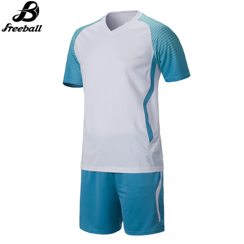 New Soccer Jerseys Survetement Kits Men football Suit Soccer Futbol Shirts Uniforms