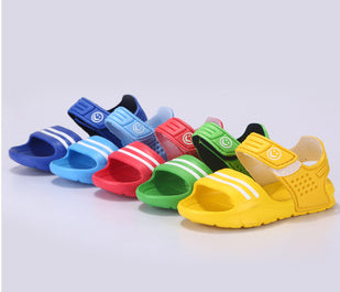New Summer Cool Baby Girls boys Sandals Shoes Skidproof Toddlers Infant Children Kids