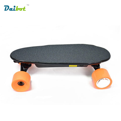 No Tax New Wireless Remote Control Mini Four Wheels Electric Skateboard Hoverboard