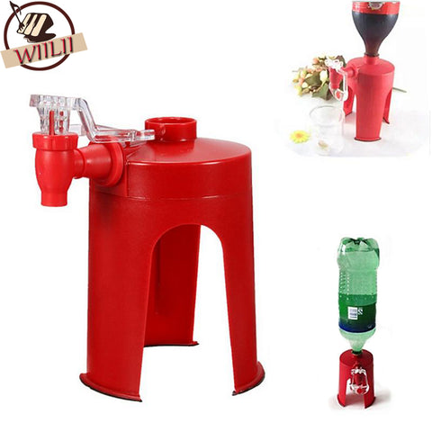 Novetly HouseHold Portable Bar Kitchen Accessories Drinking Dispense Cool Soda Water