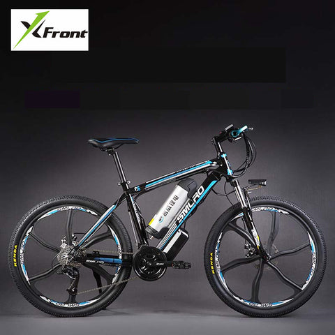 Original X-Front brand 48V 350W 12A Lithium Battery Mountain Electric Bike 27 Speed