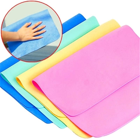 Pet Dog Towel Grooming Supplies PVA Mats Multifunctional Care Cleaning Products