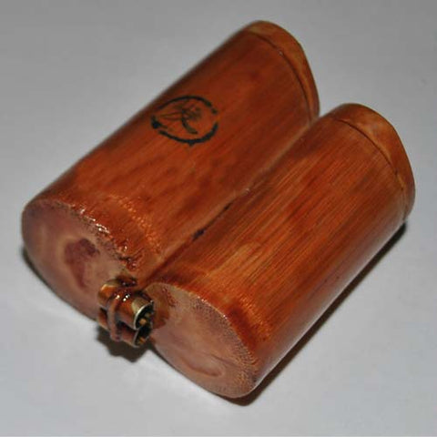 Pigeon whistle (bamboo) Wonderful whistle two-tone whistle .