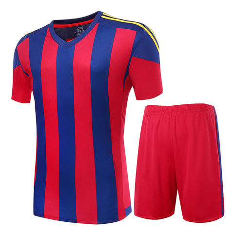 Professional Customize Adult/kids Breathable Soccer Set Soccer Jerseys Uniforms