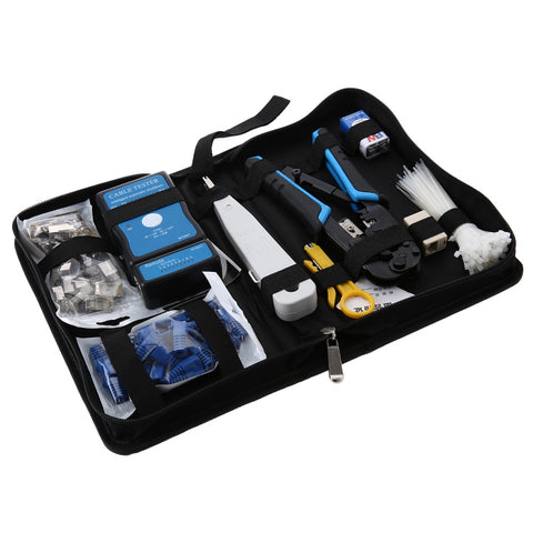 Professional Network Computer Maintenance Repair Tool Kit High Quality 568 Net Pliers /