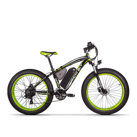 RichBit RT-012 Plus 21s Electric Bike With Computer Speedometer electric Odometer Powerful