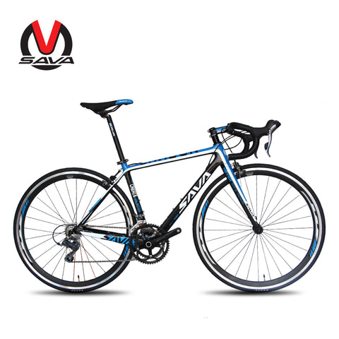 SAVA Road Bike Carbon Fiber Whole Bike R5 Size 700C 20 Speed & 16 Speed With SHIMANO