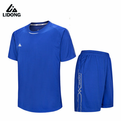 Soccer Jerseys Kids Men survetement Football Kits Child Futbol Training Breathable Maillot