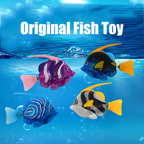 The Original Fish Toy Swim in water Fish Toys For Cat .
