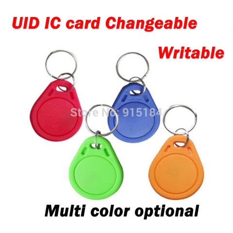 UID Changeable 1K S50 Chinese Magic Card Back Door LIBNFC 13.56Mhz ISO14443A Block 0