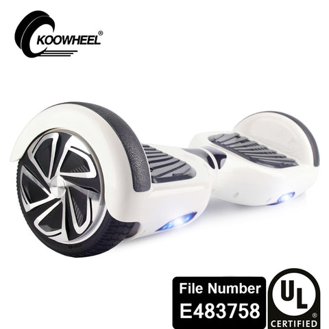 US/DE Oversea 2 wheel self electric balance kick scooter hover board samsung battery