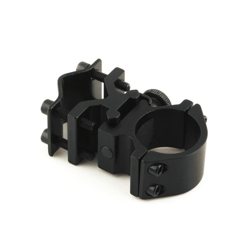 Universal Mount Adapter For Flashlight Laser Torch Sight Scope 1 inch New Arrival .