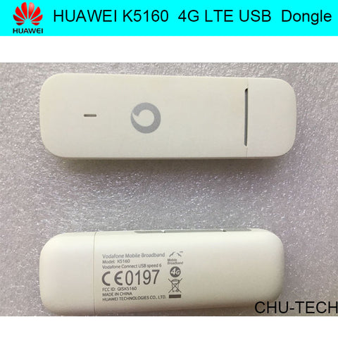 Unlocked Huawei K5160 4G LTE USB Dongle USB modem .