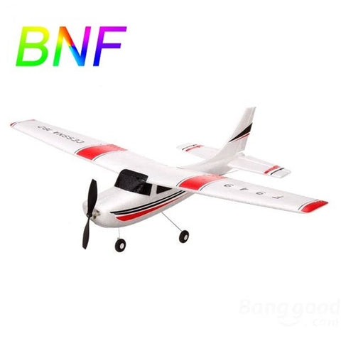 WLtoys F949 2.4G 3CH Cessna 182 Micro RC Airplane BNF Without Transmitter .