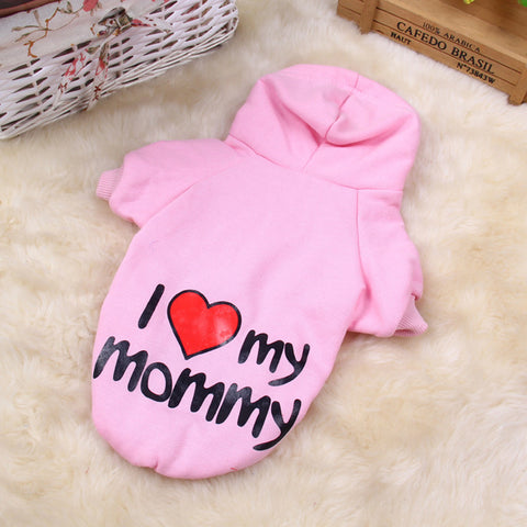 Warm Pet Dog Clothes Small Dog Coats Jackets Winter Dogs Pets Clothing Yorkies Chihuahua