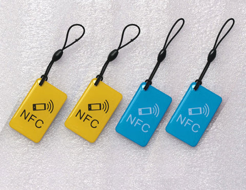Waterproof NFC Tags/lable Ntag213 13.56mhz RFID Smart Card for All NFC enabled phone