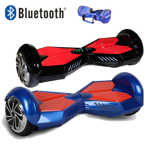 iScooter Hoverboard Bluetooth 6.5 inch Scooter Self Balance Electric Scooter Two Wheel