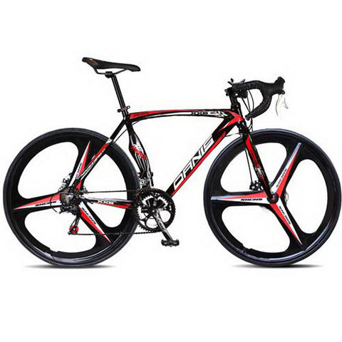 tb820/Aluminum alloy road car / bike / men and women / two-disc brake speed road race