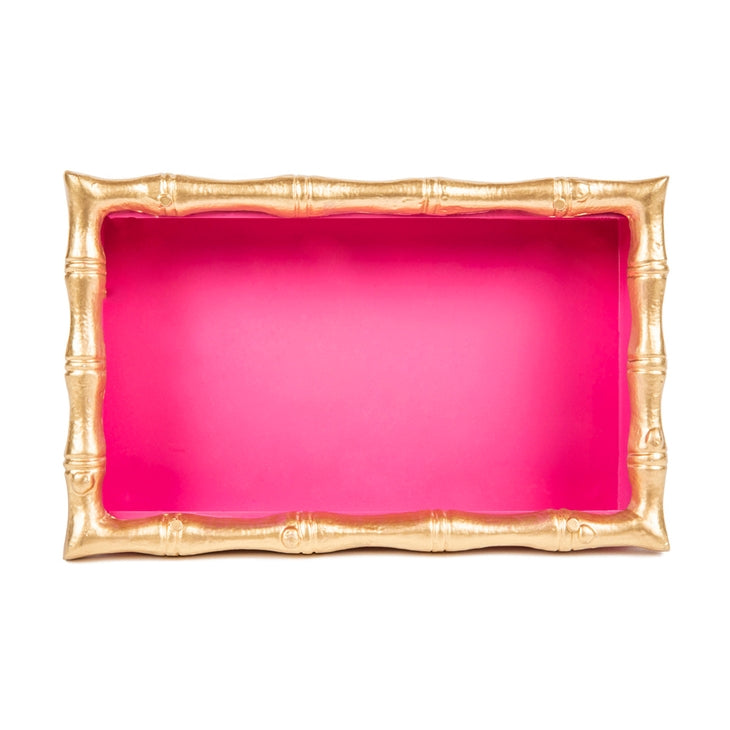 Color Block Pink Chang Mai Tray