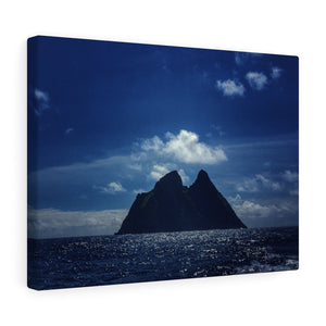 Skellig Michael, Ireland - Canvas Wrap