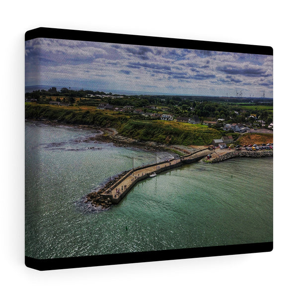 Cahore Point, Co Wexford, Ireland - Canvas Wrap