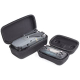DJI Mavic Pro EVA Portable Hardshell Transmitter Controller Storage Box + Drone Body Housing Bag Protective Case for DJI