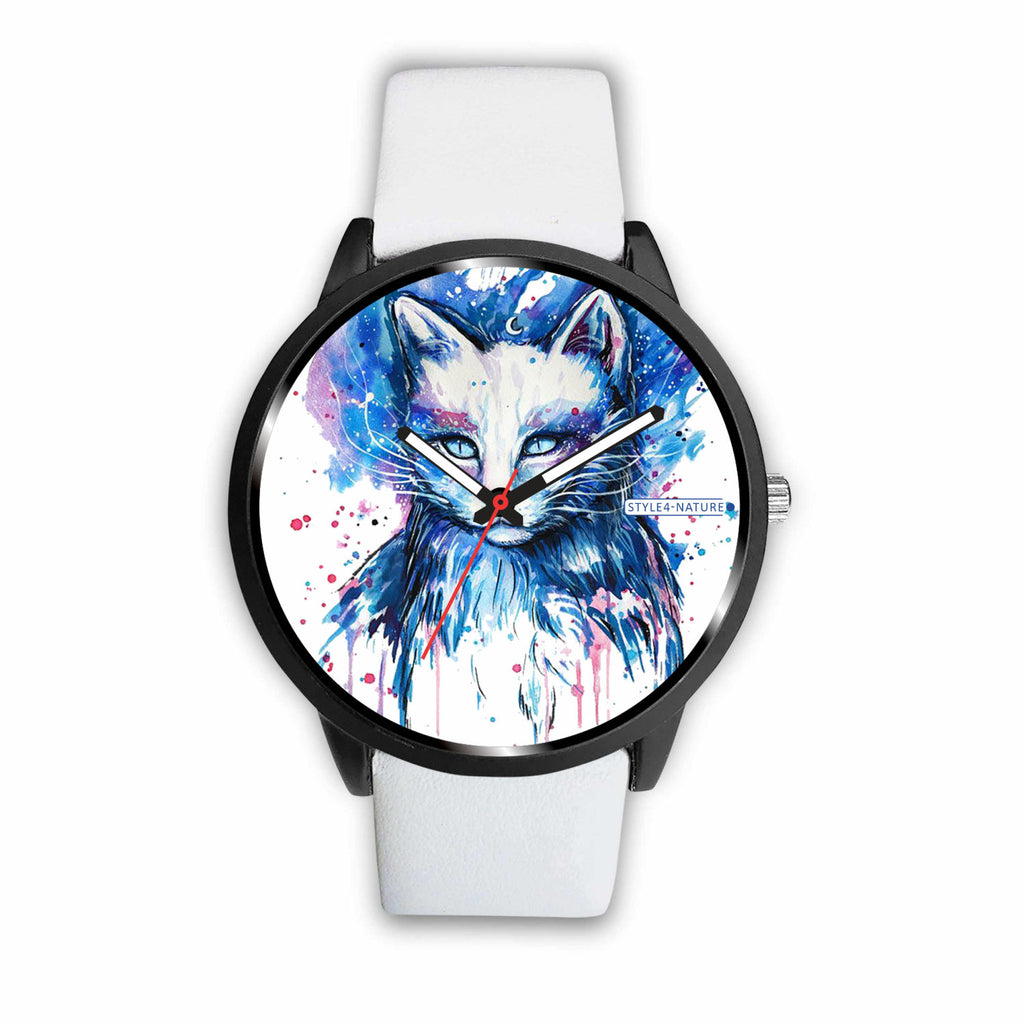 CATS -Designer Uhr by Style4-Nature - Style4-Nature