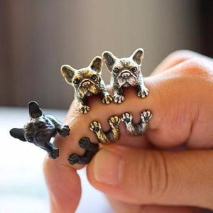 Bulldoggen Ring. Bulldog Ring