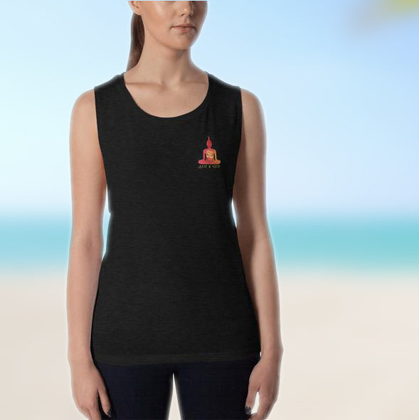 Our Best-Fit Yoga Tank-Top. Kein Hochrutschen - Style4-Nature