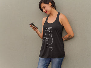 Tats 'n Cats - Tattoo & Katzen - Tank Top