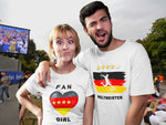 WM Fan-Shirt - Public Viewing - Weltmeister - Style4-Nature - Schmuck - Mode - Home Deko