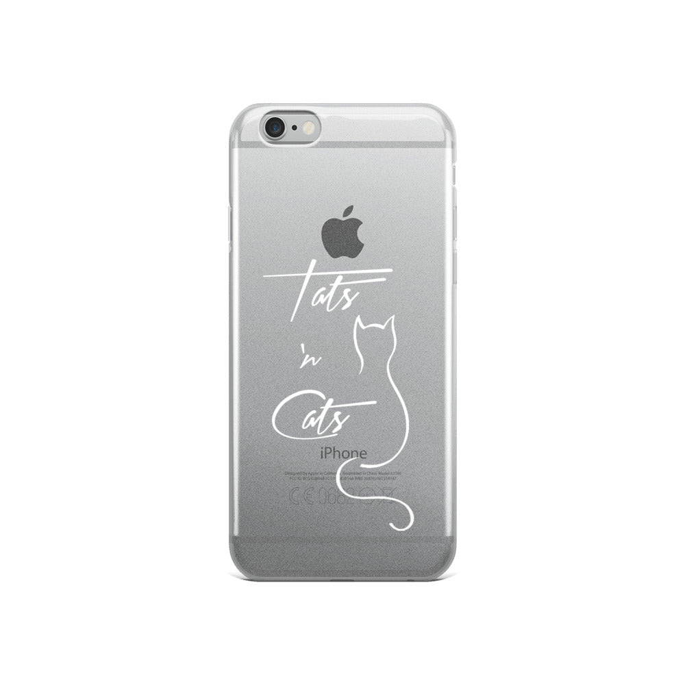 iPhone Case - Tats 'n Cats