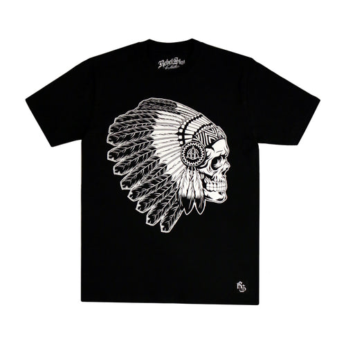 Chief T-Shirt Black