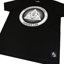 All Seeing T-Shirt Black