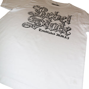 Paisley T-Shirt White
