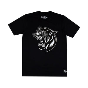3 Eyed Panther T-Shirt Black