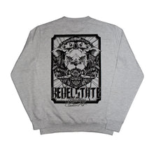 Roar Sweatshirt Heather Grey