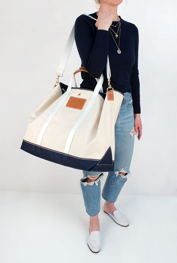 Avery Canvas Tote (Special Order)