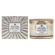 Voluspa Boxed Corta Maison Candle with Lid