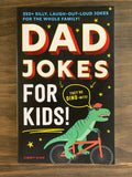 Dad Jokes for Kids Book
