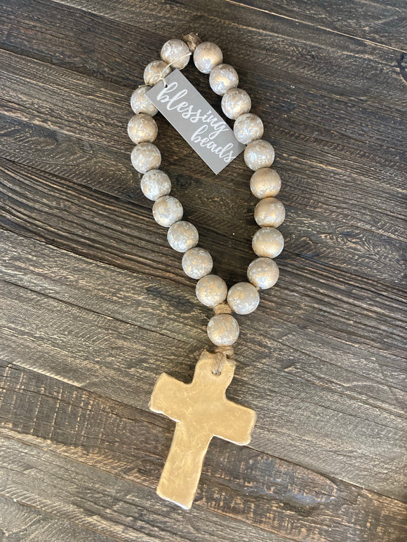 Chunky Blessing Beads