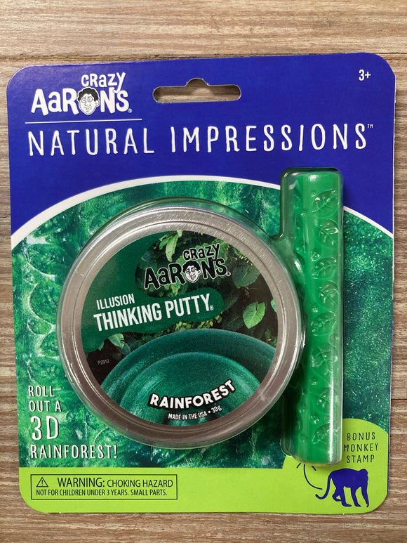 Crazy Aaron's Natural Impressions Putty