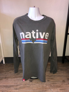 Native Long Sleeve T-Shirt