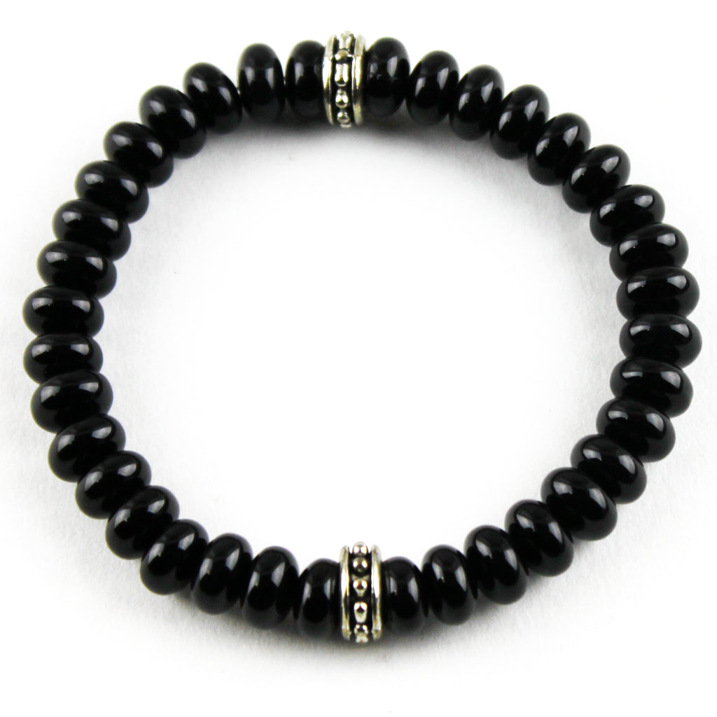 Double Metal and Black Onyx