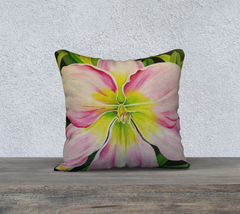 "Sanctuary 18"" by 18"" Pillow Case"