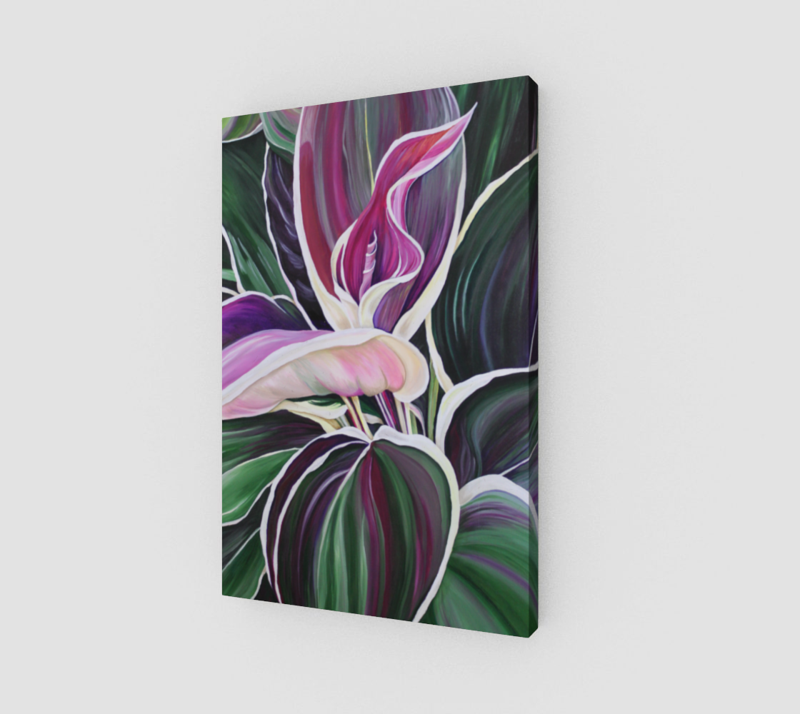 Vibrancy Canvas Print