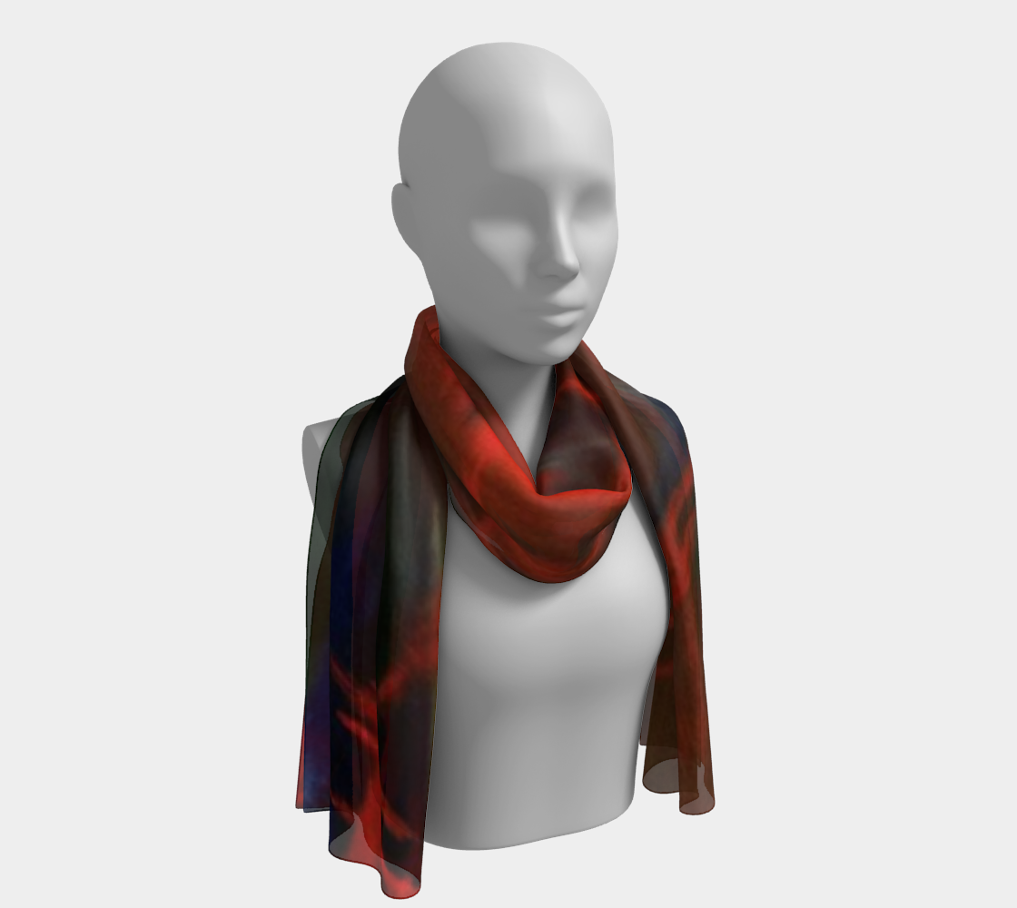 Apparition Long Scarf
