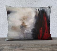 "Winter Song 26"" by 20"" Pillow Case"