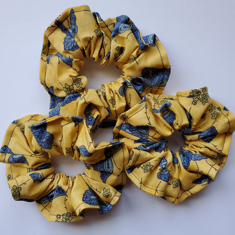 Butterfly Summer Scrunchie